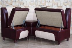 Угловой диван Сенатор с ящиком (люб.размеры) 2