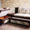 Угловой диван Сенатор со сп.местом (люб.размеры) 4