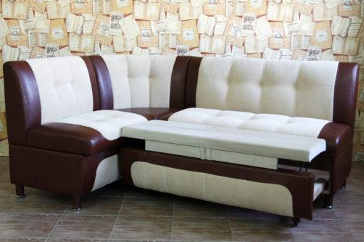 Угловой диван Сенатор со сп.местом (люб.размеры) 5