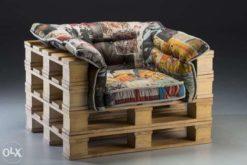 Кресло паллетное Cona 2