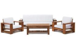 Кресло паллетное Geora 2