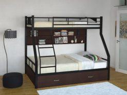 Двухъярусная кровать «Гранада П/Я» 1