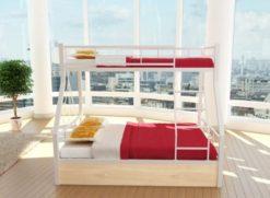 Двухъярусная кровать «Олимп» комплект 1 1