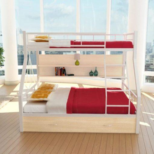 Двухъярусная кровать «Олимп» комплект 2 1
