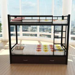 Двухъярусная кровать «Олимп 2» комплект 1 1