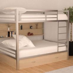 Двухъярусная кровать «Олимп 4» комплект 2 1