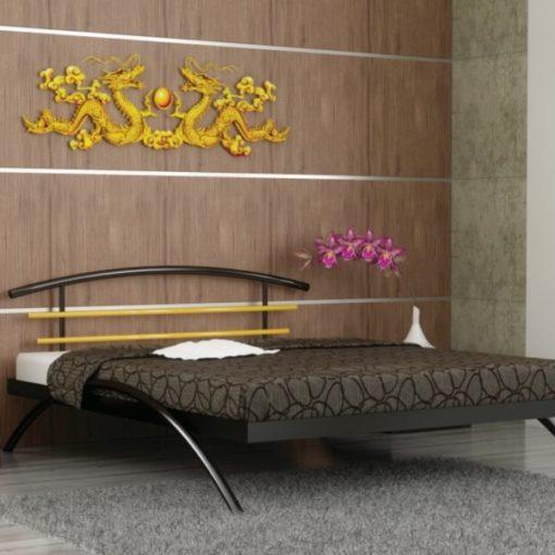 Металлическая кровать «Олимп 9» 160*200см 1