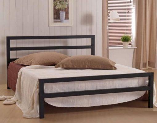 Металлическая кровать «Олимп 10»  160*200см 1