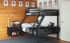Двухъярусная кровать «Престиж» 1 металлическая