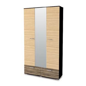 Шкаф для одежды 1200 Нюанс Ф 327.020 1