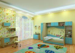 Детская Спальня Улыбка 1