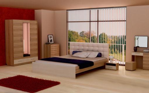 Спальня «Сильва» 1