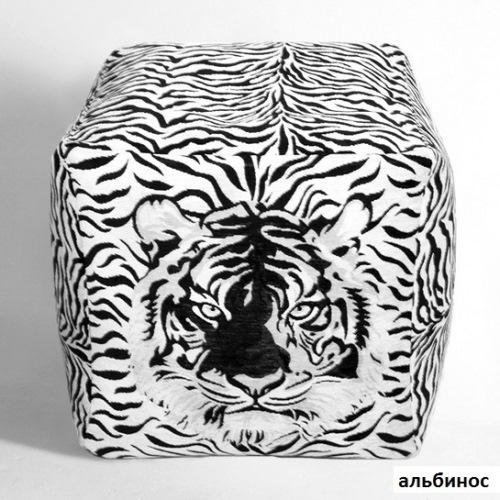 Пуф-куб Тигр 2