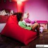Бескаркасное кресло-подушка 5