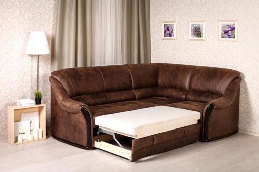 Угловой диван «Бэтмен»