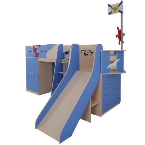 Детский комплекс Адмирал 1