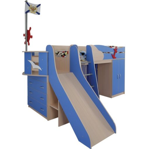 Детский комплекс Адмирал 3