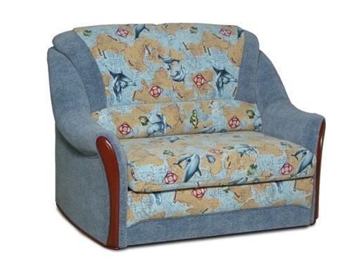 """Малый диван-кровать """"Бэтмен"""" 1"""