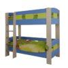 Кровать двухъярусная Маугли 1