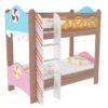 Кровать двухъярусная Пряничный домик 1