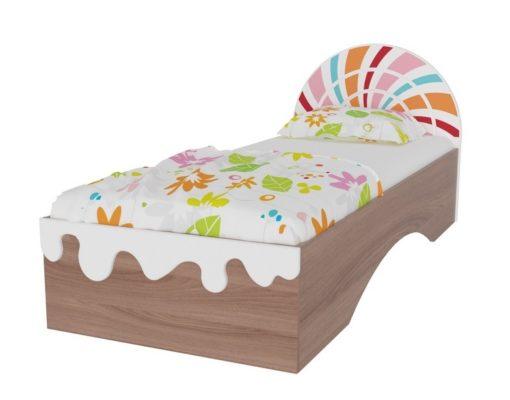 Кровать Пряничный домик 1