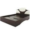 Кровать Валенсия стандарт кожа 1