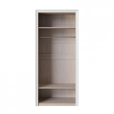 Шкаф 2-х дверный (корпус) Прато