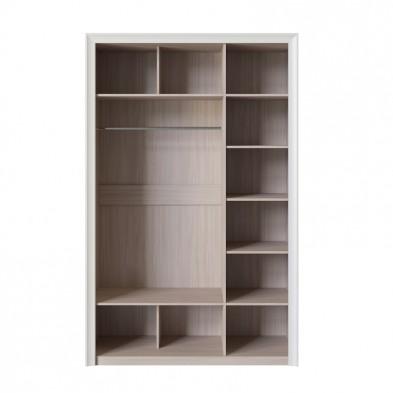 Шкаф 3-х дверный (корпус) Прато