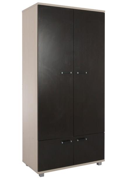Шкаф для одежды Карамель 1