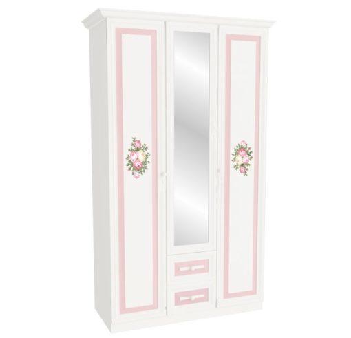 Шкаф 3 ств. Алиса 1