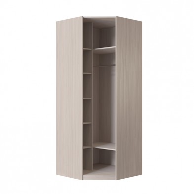 Шкаф угловой с глухим фасадом Прато