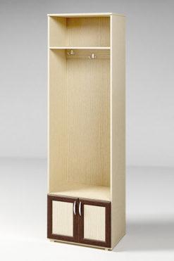 Шкаф вешалка для одежды ПВ-12 1