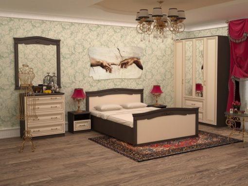 Спальный гарнитур Элис №1 (Копия) 1