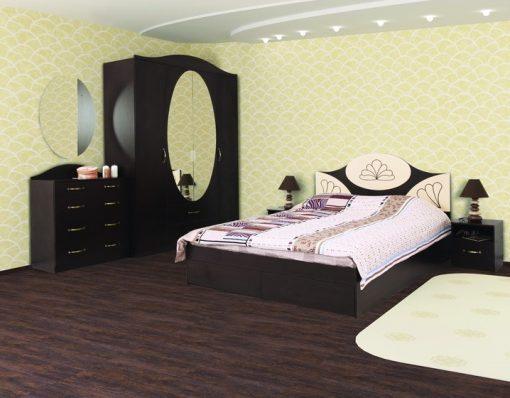 Спальный гарнитур Валенсия №2 1
