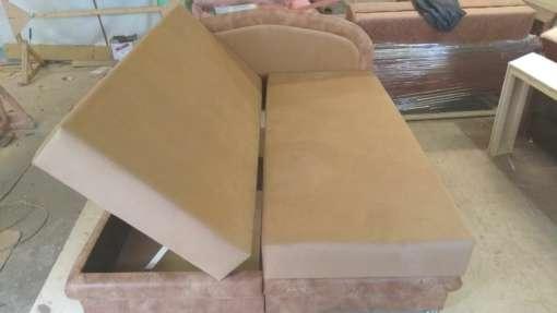 Тахта-кровать на пружинном блоке Гл