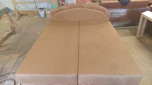 Тахта-кровать на пружинном блоке Глория (4)
