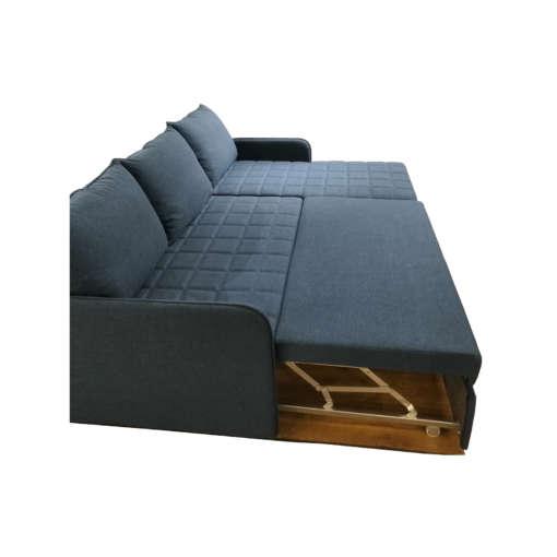 Угловой ортопедический диван Рокки-2