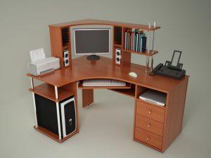 Огромный выбор компьютерных столов по доступным ценам в Санкт-Петербурге