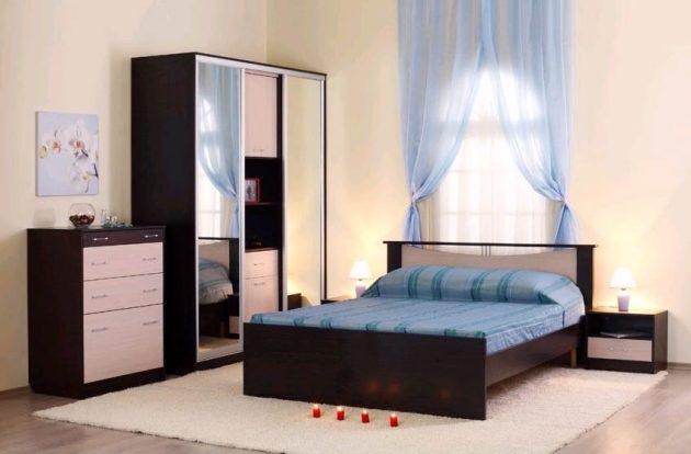 Набор мебели для спальни недорого