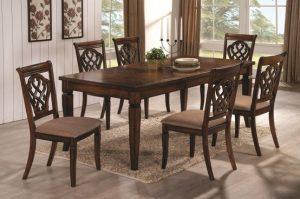 Обеденный стол прямоугольный
