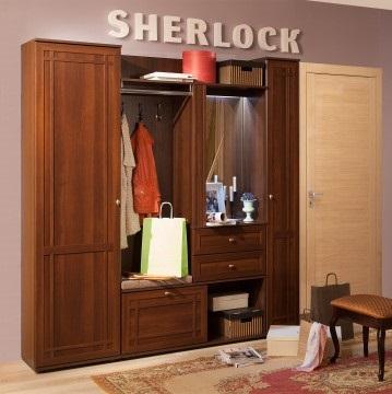 Мебель для прихожей «Sherlock» орех