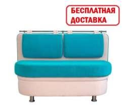 Кухонный диван с ящиком Метро-экспресс ДМ10