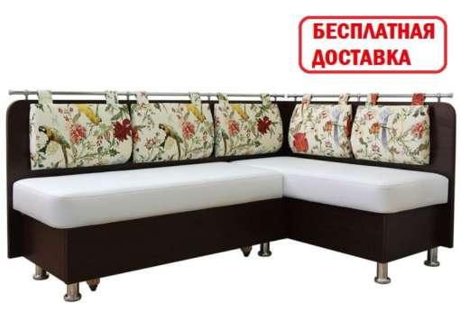 Угловой диван раскладной Сюрприз-экспресс ДС37