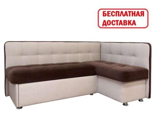 Угловой кухонный диван раскладной Токио-экспресс ДТ15