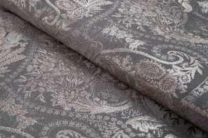 Flora paisley grey