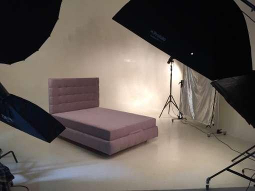 Кровать ортопедическая с подсветкой Реми