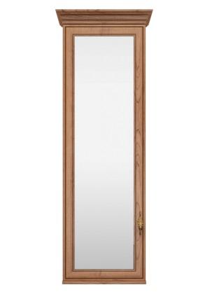 Шкаф навесной с зеркалом Венеция 28